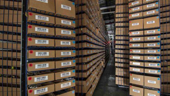 warehouse supply