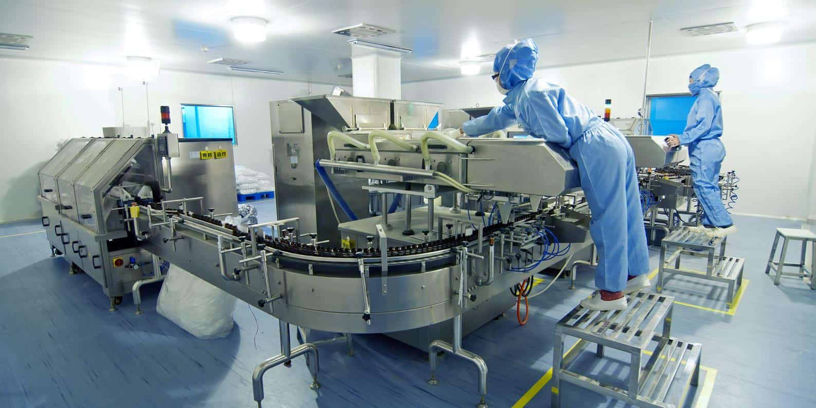 pharmaceutical production medical grade